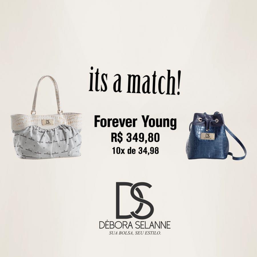 Debora Selanne Its a Match